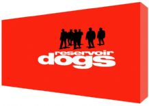 Reservoir Dogs Film Movie Canvas Art - Choice of 9 Designs - Range of Sizes